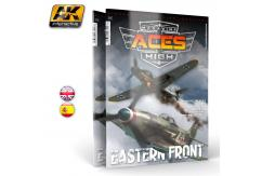 AK Interactive Books/DVDs Aces High #10 Eastern Front image