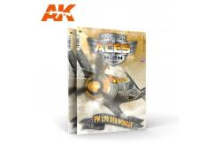 AK Interactive Books/DVDs Aces High #11 Focke Wulf 190 image