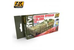 AK Interactive Modern Russian Colour Set Volume I image