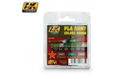 AK Interactive PLA Army Colours image
