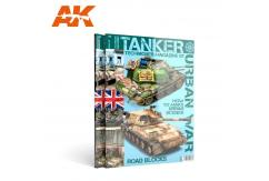 AK Interactive Books/DVDs Tanker 07 Urban Combats image