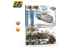 AK Interactive Books/DVDs Extreme Weathered Vehicles image