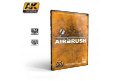 AK Interactive Books/DVDs Essential Training Airbrushes image