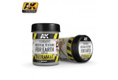 AK Interactive Terrains Neutral Texture 250ml - Acrylic image