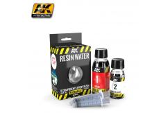 AK Interactive Resin Water Epoxy Resin 180ml - Enamel image
