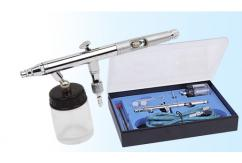 Fengda Suction Fed Airbrush with All Accessories image