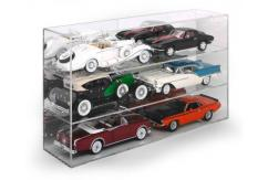AMT 1/18 Six Car Acrylic Display Case image