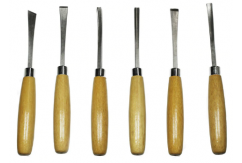 Excel Professional Carving Tools 6 Assorted image