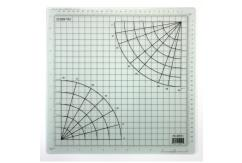 "Excel Cutting Mat 18"" x 24"" Clear image"