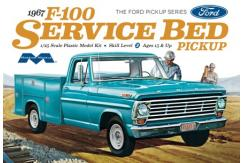 Moebius 1/25 1967 Ford F-100 Service Bed image