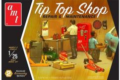 AMT 1/25 Garage Accessory Set #2 - Tip Top Shop image