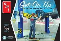 "AMT 1/25 Garage Accessory Pack #3 ""Get On Up"" image"