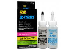 Zap Z-Poxy 15 Minute Epoxy 4oz (118ml) image