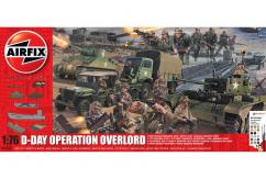 Airfix 1/76 D-Day Operation Overlord Set image