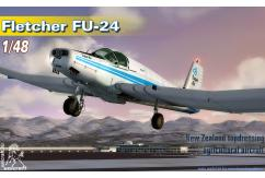 "Unicraft Models 1/48 Fletcher FU-24 ""Top Dresser"" (Resin) image"