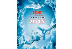 ICM 2015 Catalogue image