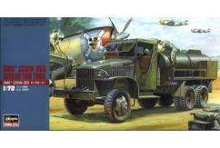 Hasegawa 1/72 GMC CCKW-353 Gasoline Tanker Truck image