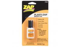 Zap Plasti-Zap CA Medium Brush-on Orange Label (7g) image
