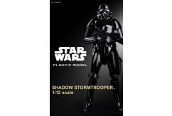 Bandai 1/12 Star Wars Shadow Stormtrooper - Snap Kit image