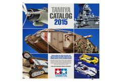 Tamiya 2015 Catalogue image