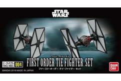 Bandai First Order Tie Fighter Set (no scale) image
