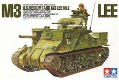 Tamiya 1/35 M3 Lee Mk.I U.S Medium Tank image