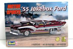 Revell 1/25 '55 Jukebox Ford image