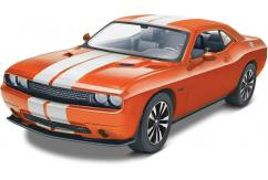 Revell 1/25 Challenger SRT8 2013 with Prepainted Body image