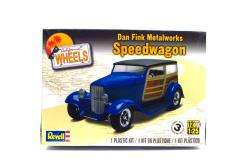 Revell 1/25 Speed Wagon Dan Finks Metalworks image