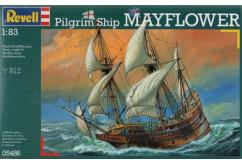 Revell 1/83 Mayflower image