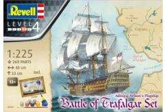 Revell Gift Set Battle of Trafalgar image