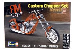 Revell 1/25 Custom Chopper Bike image