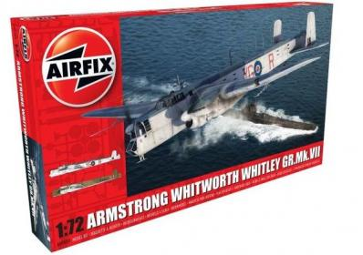 Airfix 1/72 Armstrong Whitworth Whitley Mk.VII