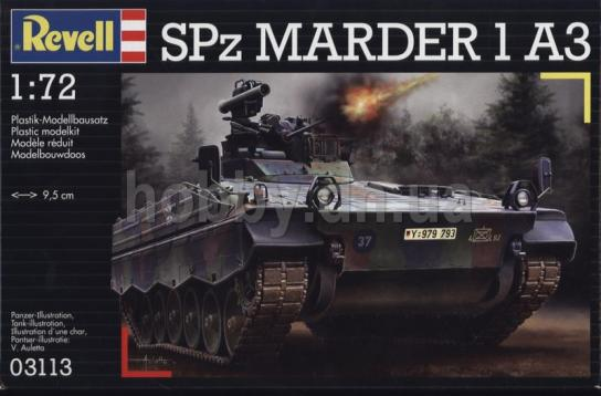 Revell 1/72 SPz Marder 1A3 image