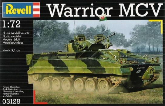 Revell 1/72 Warrior MCV image