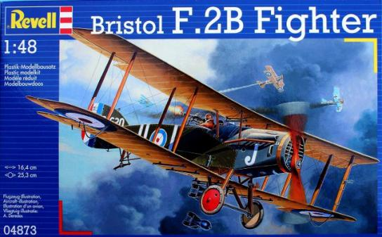 Revell 1/48 Bristol F.2B Fighter image