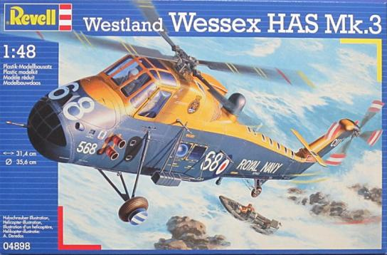 Revell 1/48 Wessex Has Mk.3 image