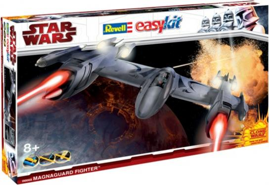 Revell Star Wars Magna Guard Fighter Easy Kit image