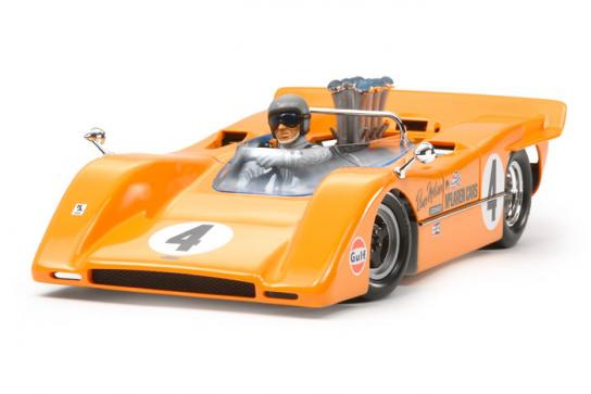 Tamiya 1/18 McLaren M8A 1968 - Limited Edition image