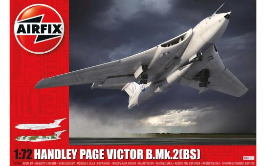 Airfix 1/72 Handley Page Victor B2 image