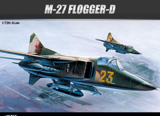 Academy 1/72 M-27 Flogger-D image