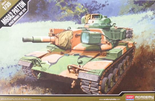 Academy 1/35 US Army M60A2 image