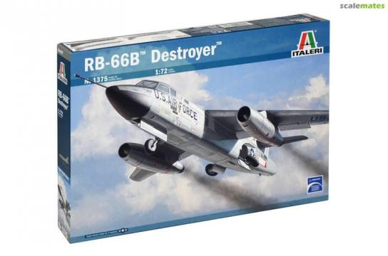 Italeri 1/72 Douglas RB-66B Destroyer image