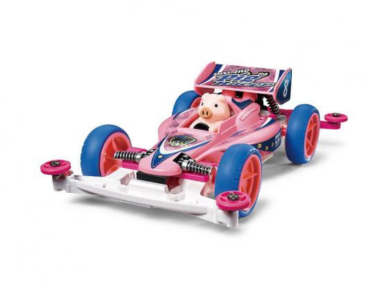 Tamiya Mini 4WD Pig Racer - Limited Edition image