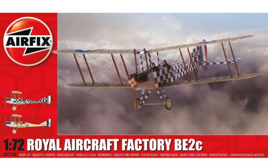 Airfix 1/72 Royal Aircraft Factory BE2C image