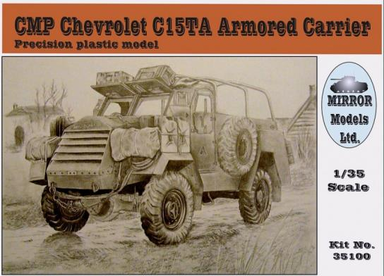 Mirror Models 1/35 CMP C15TA Armored Carrier image