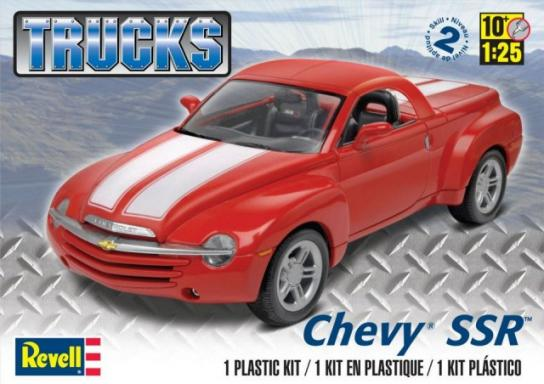 Revell 1/25 Chevy SSR image
