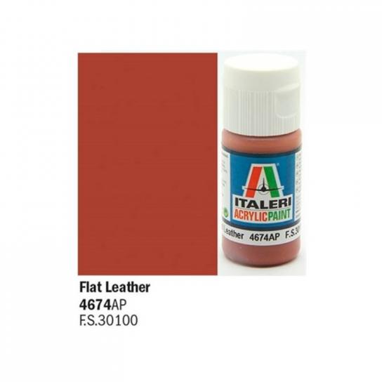 Italeri Flat Leather image
