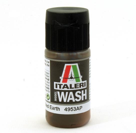 Italeri Model Wash 20mL - Oiled Earth image