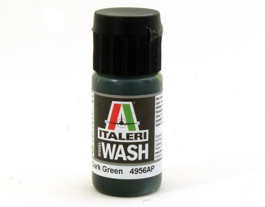 Italeri Model Wash 20mL - Dark Green image